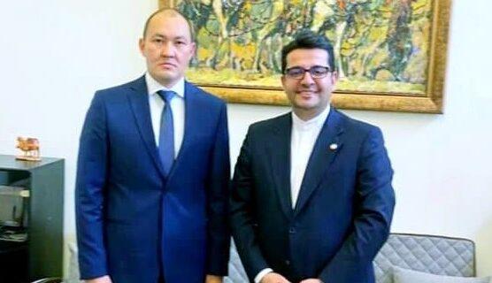 سفیر جمهوری اسلامی ایران با دبیرکل تراسیکا دیدار و گفتگو کرد