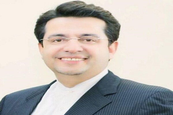 سید عباس موسوی  سخنگوی وزارت امور خارجه شد