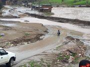 خسارت 169 میلیاردی سیل به راه های شهرستان الیگودرز