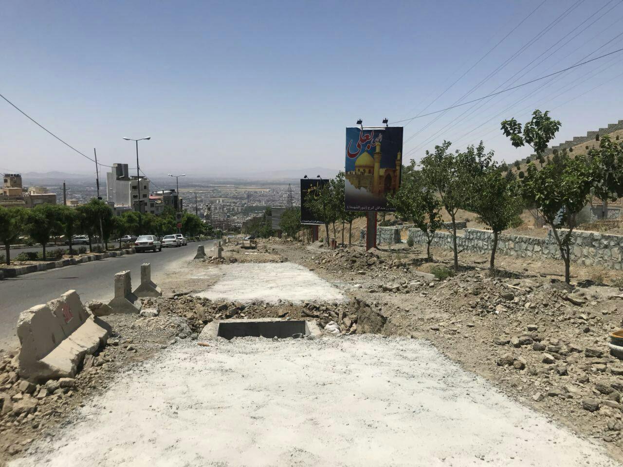 در آستانه خرابی ۶۳ روستای قزوین در اثر سیل/ خانه ها تخلیه شوند