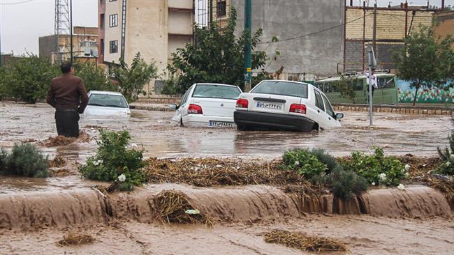 شهرهایی که زیر آب فرو رفتند