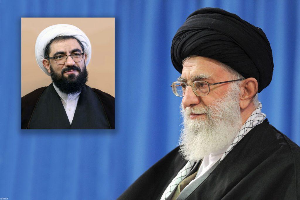حجتالاسلام شعبانی موثقی نماینده ولی فقیه و امام جمعه همدان شد