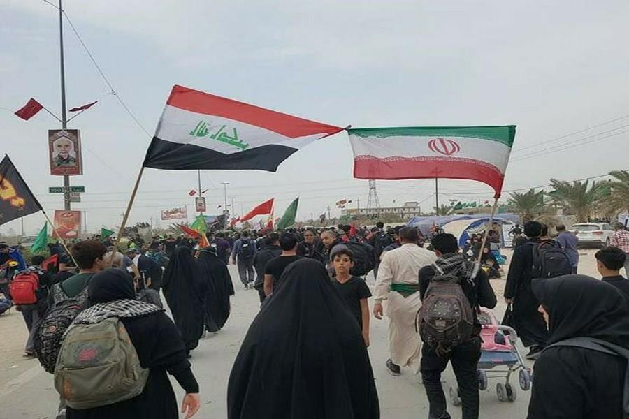 روادید برای شهروندان ایران و عراق رایگان شد
