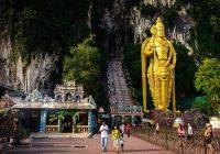 شگفت انگیزترین غارهای دنیا در کشور مالزی