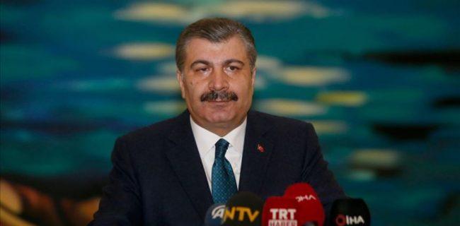 افزایش شمار مبتلایان به کرونا در ترکیه