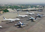 تعطیلی چند ساعته 3 فرودگاه در تهران / صدور اطلاعیه هوانوردی به شرکتها