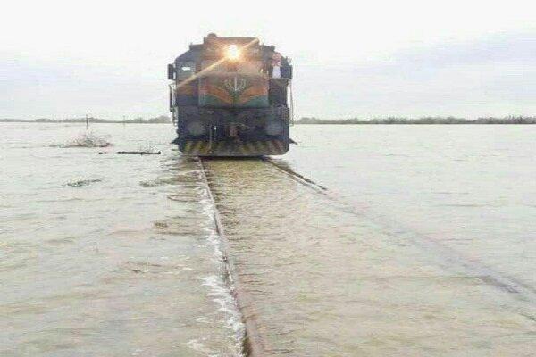 خط آهن اهواز-خرمشهر مرمت و بازگشایی شد
