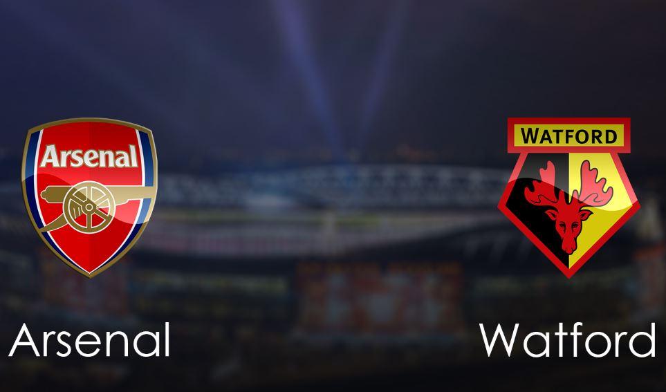 پخش زنده بازی واتفورد و آرسنال از سری مسابقات لیگ برتر انگلیس