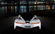 ابر خودروی الکتریکی ۲.۵ میلیون دلاری نمایش داده شد