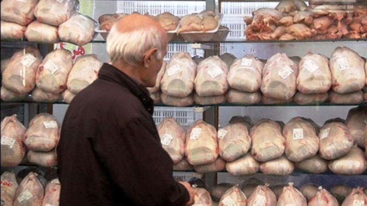 مرغ منجمد با قیمت مصوب عرضه می گردد