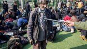 ۱۲ هزار معتاد متجاهر در تهران جمع آوری شد