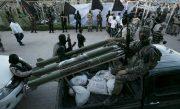 مقاومت فلسطین به سوی شهرکهای اطراف غزه موشک شلیک کرد