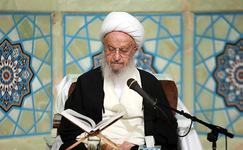 تکذیب یک شایعه توسط دفتر آیت الله مکارم شیرازی