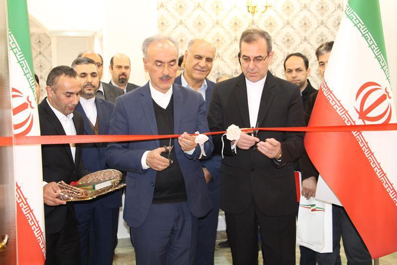 نمایشگاه دایمی عکس تاریخ روابط ایران و نخجوان افتتاح شد