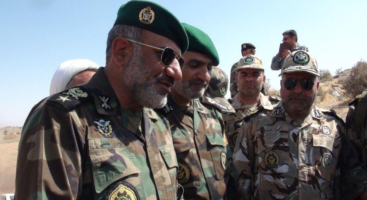 حضور تکاوران هوابرد ارتش برای تسریع در خدمات امدادی به سیلزدگان