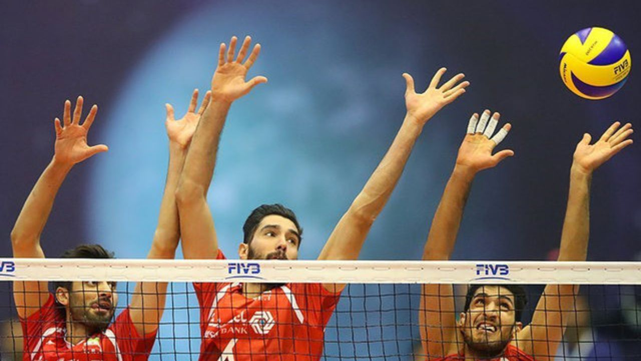 بلیت های بازی والیبال ایران و کانادا تمام شد