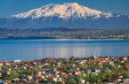 دیدنی های شهر زیبای وان در ترکیه