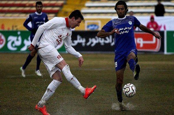 پخش زنده و آنلاین فوتبال پدیده و استقلال خوزستان