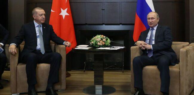 پوتین به اردوغان چه گفت که ۵ ژنرال و ۶۰۰ سرهنگ استعفا دادند؟