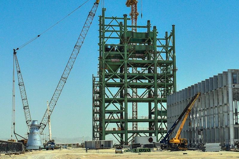 کارخانه فولاد چابهار؛ رونق تولید در سواحل مکران