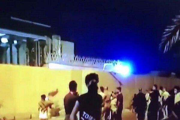 آرامش به مناطق اطراف کنسولگری ایران در کربلا بازگشت