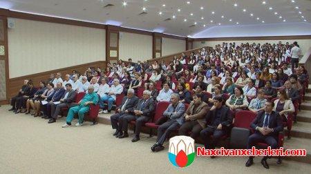 کنفرانس علمی دانشگاه های علوم پزشکی تبریز و نخجوان برگزار شد