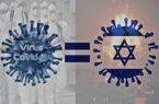 کووید۴۸ خواندن اسرائیلی ها از طرف فلسطینی ها خشم صهیونیست ها را بر انگیخته است