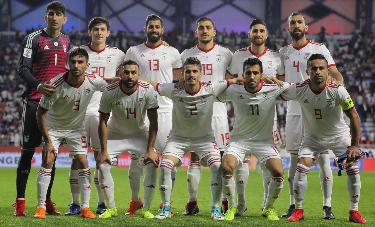 ترکیب تیم ایران در مقابل چین اعلام شد