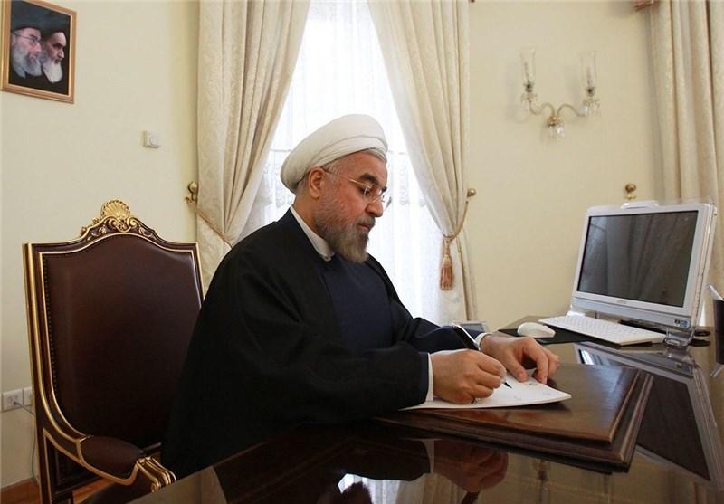 روحانی درگذشت 《 اعظم طالقانی 》را تسلیت گفت