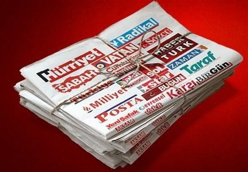 نشریات ترکیه | خلوصی آکار: برای شرق فرات آمادهایم/ اولتیماتوم جدید پ.ک.ک به حزب جمهوری خلق