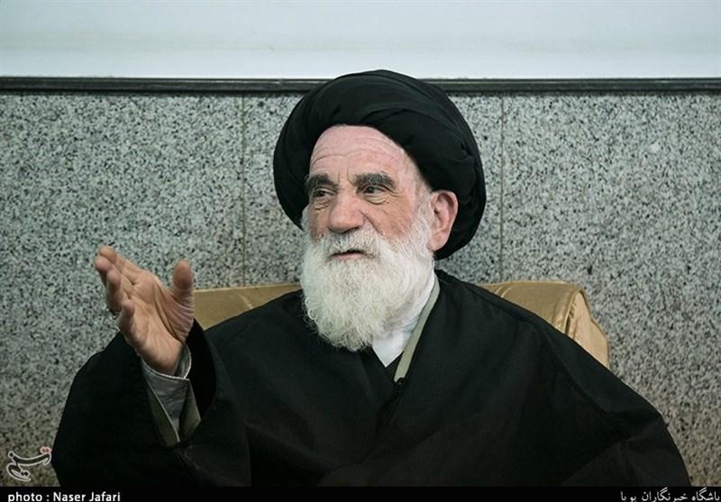 آیتالله میردامادی: دهه کرامت از افتخارات جمهوری اسلامی است