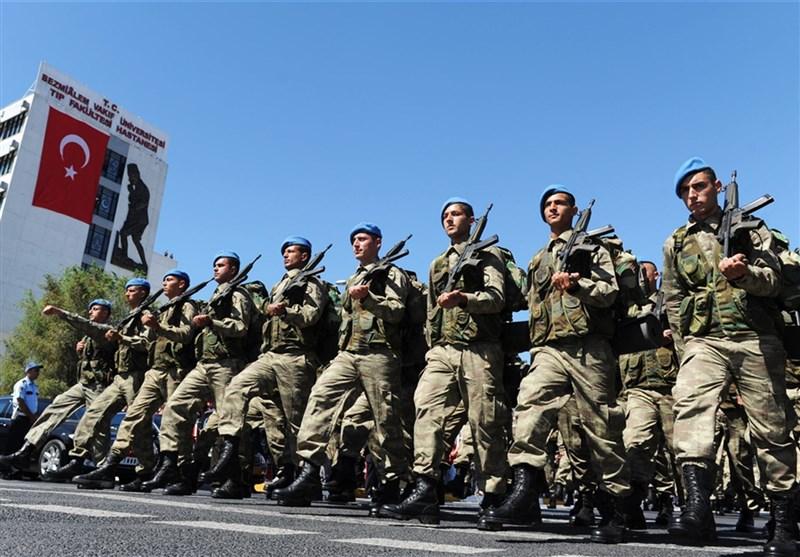 گزارش بحران امنیتی ترکیه در صورت تصویب سیستم جدید سربازی