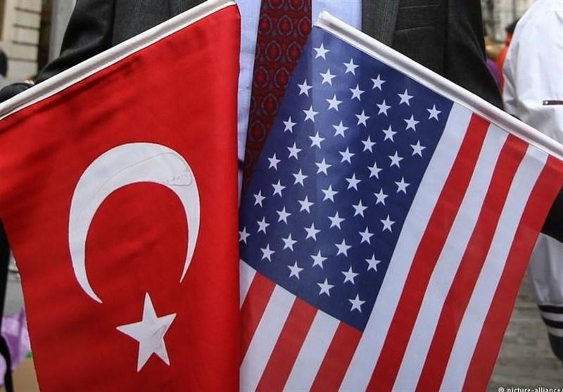 دیدار هیات سیاسی ترکیه با نمایندگان آمریکا در واشنگتن