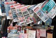 نشریات ترکیه دریک نگاه|جشن دموکراسی دراستانبول