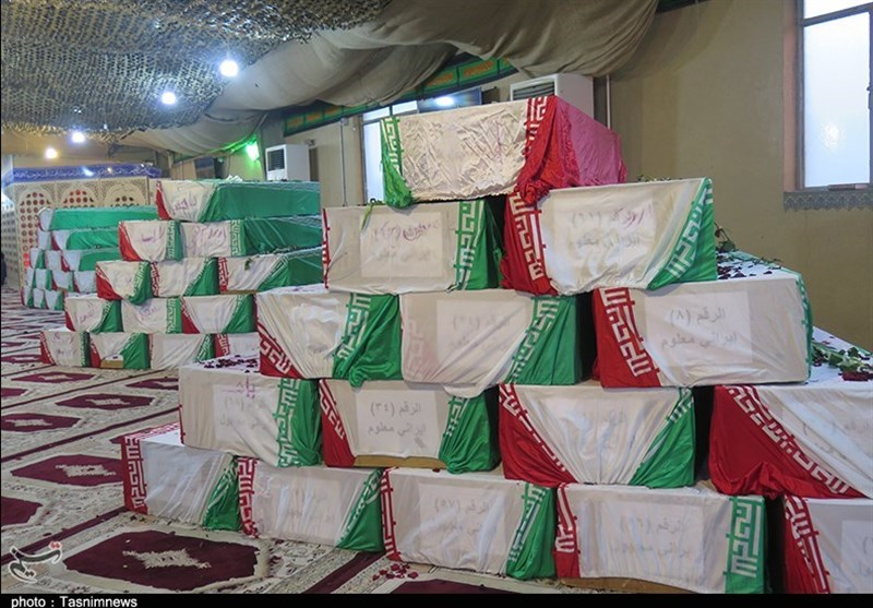 ۴۴ لاله گمنام در ولادت امام رضا(ع) به وطن باز میگردند/استقبال از شهدای تازه تفحص شده در مرز شلمچه