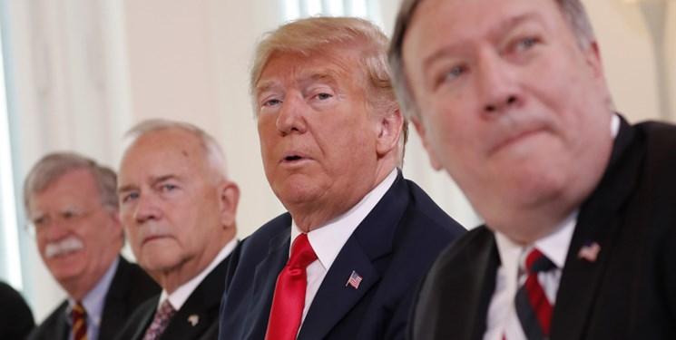 سیانان: احتمالا ترامپ در حال پیاده کردن سناریوی پلیس خوب و پلیس بد برای ایران است