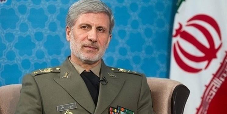 تقدیر وزیر دفاع از سازمان نیروهای مسلح در پی اعدام یک جاسوس