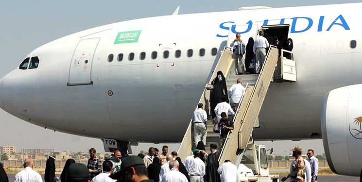 ۸۶ هزار و ۵۰۰ زائر خانه خدا از ۱۹ فرودگاه کشور اعزام میشوند