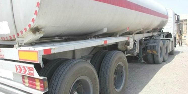 کشف 30 هزار لیتر گازوئیل قاچاق در سراب