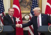 توافق اردوغان و ترامپ درباره تشکیل یک کارگروه مشترک در مورد اس-۴۰۰