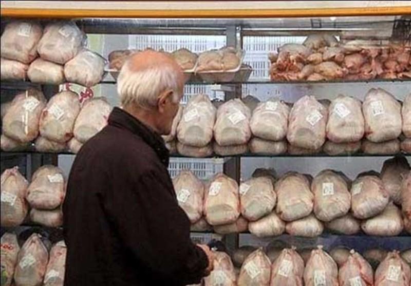 سقف قیمت مرغ ۱۲ هزار و ۹۰۰ تومان تعیین شد