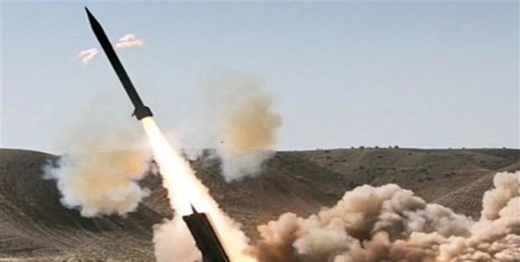 موشکباران مواضع شبهنظامیان ائتلاف سعودی در شمال غربی یمن