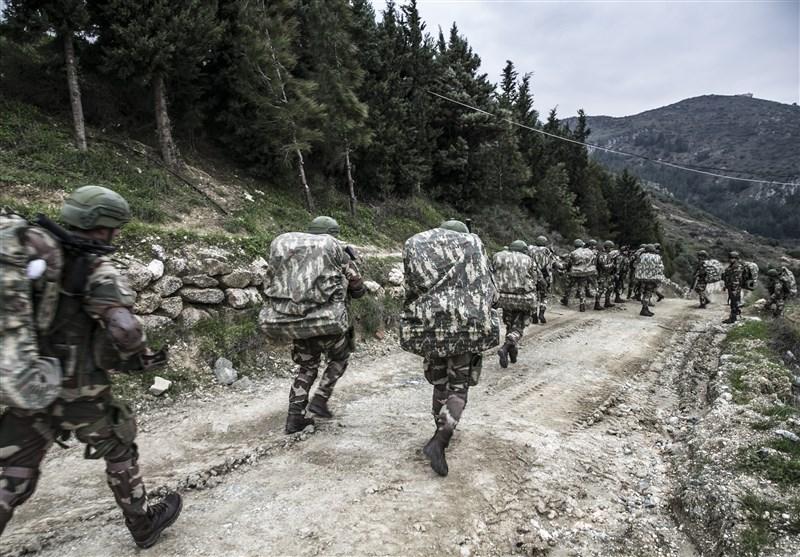 اعزام یگانهای کماندویی ترکیه به مرز سوریه