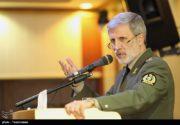 وزیر دفاع: ایران در حراست از منافع ملی خود هرگز مماشات نمیکند