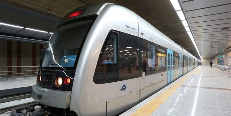 بهرهبرداری از ادامه خط ۲ و آغاز عملیات خط ۴ قطار شهری مشهد در نیمه تیرماه