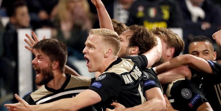 آژاکس بعدر از چهار سال قهرمان لیگ هلند شد