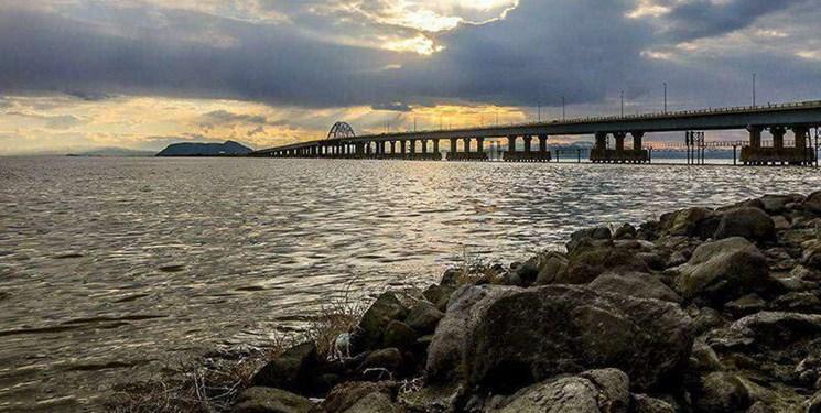 آب دریاچه وان ترکیه به دریاچه ارومیه میرسد