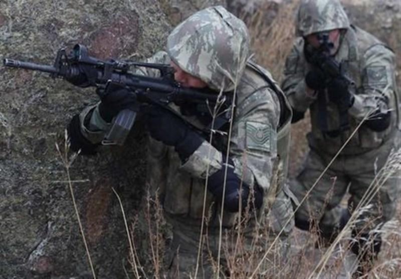 کشته شدن ۴ عضو پ.ک.ک در ترکیه