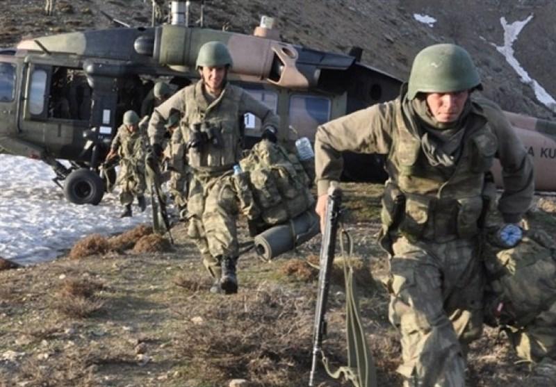 ارتش ترکیه ۴ روستا را در شمال شرق سوریه اشغال کرد