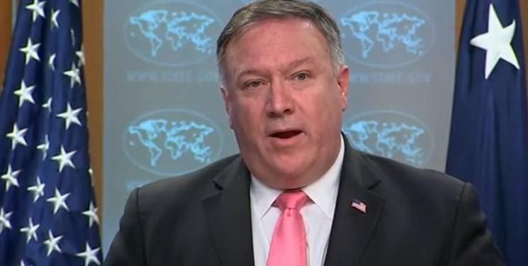 پامپئو: دنبال جنگ با ایران نیستیم